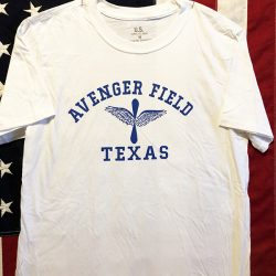 WWII Avenger Field Texas T Shirt WW2