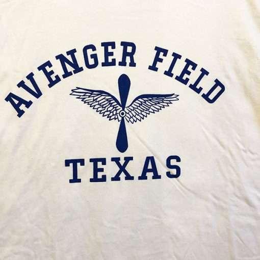 WWII Avenger Field Texas T shirt WW2