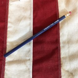 WWII Remember Pearl Harbor Pencil WW2