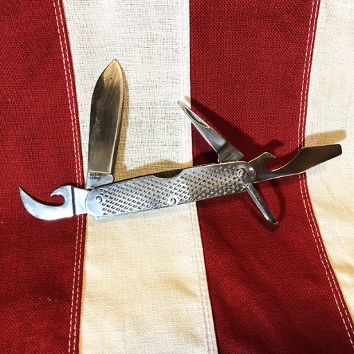 WWII open GI Knife WW2 reproduction