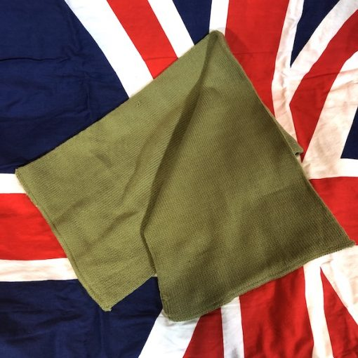 WWII British Commando Scarf WW2