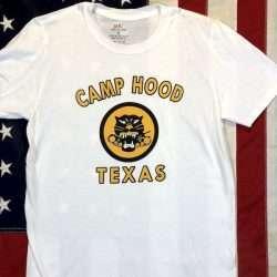 WWII Tank Destroyer Camp Hood T shirt WW2