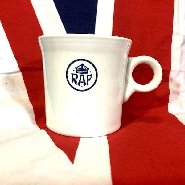 WWII RAF Mug, WWII British Royal Air Force Reproduction