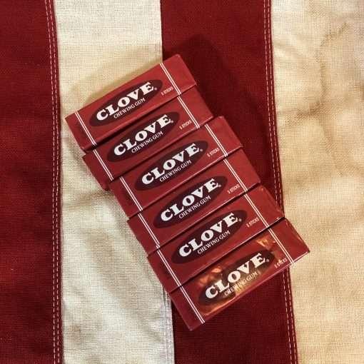 Clove Gum 1918 WWI WWII WW1 WWII