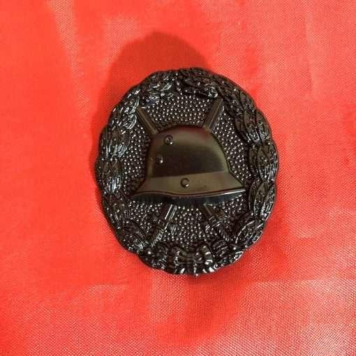 WWI German Army Wound Badge Black Finish WW1 Imperial Army