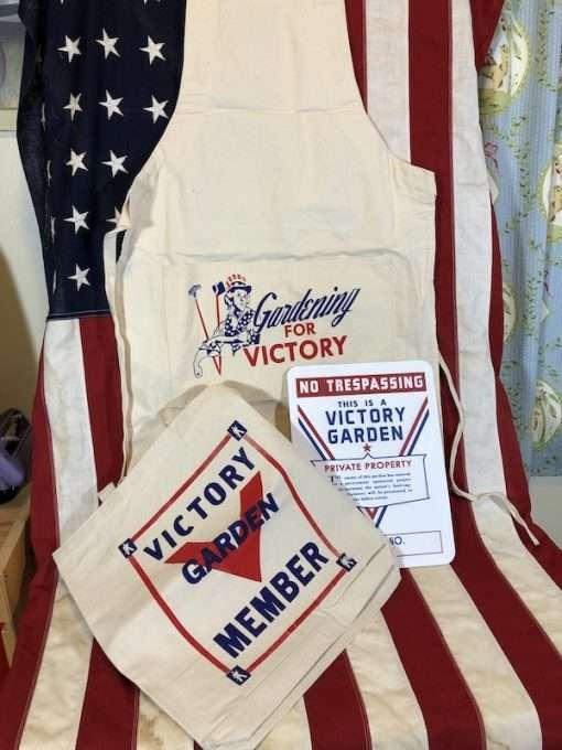 WWII Victory Garden Gift Set