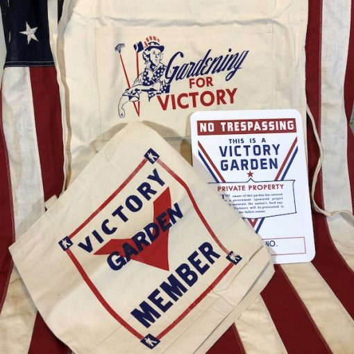 Victory Garden Gift Set WWII WW2 Reproduction