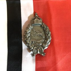 WWI German Army Pilot Badge