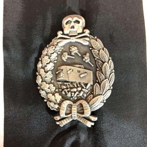 WWI German Army Tank Badge Imperial Army WW1