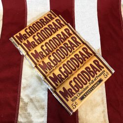 WWII Mr. Goodbar Candy Bar Chocolate WW2