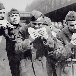 WWI US Rations