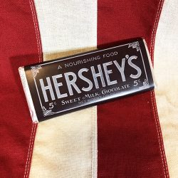 WWI Dummy Hershey Chocolate Bar Reproduction WW1