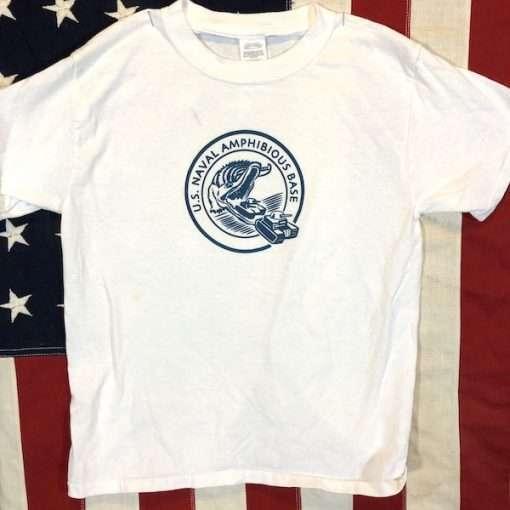WWII Junior Amphib T shirt Reproduction WW2