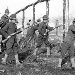 WWI US Munitions