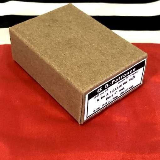 WWII B Patronen Cartridge Box Reproduction WW2