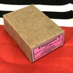 WWII Blank PlatzPatronen Cartridge Box Reproduction WW2