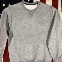 V notch Sweatshirt WWII WW2