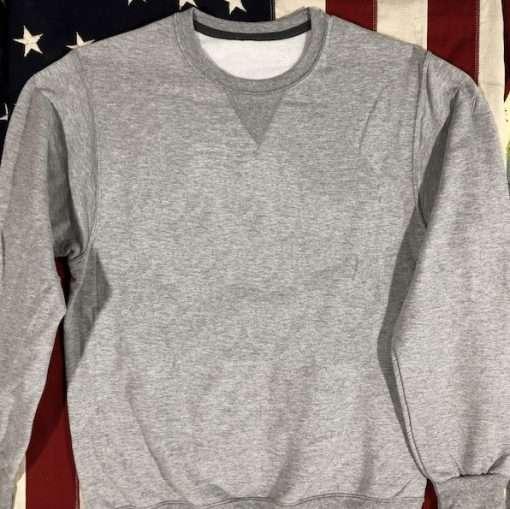 V notch Sweatshirt WWII WW2