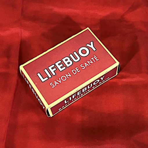 WWII French Lifebuoy Soap Reproduction WW2