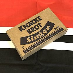 WWII Knacke Brot Box Reproduction WW2