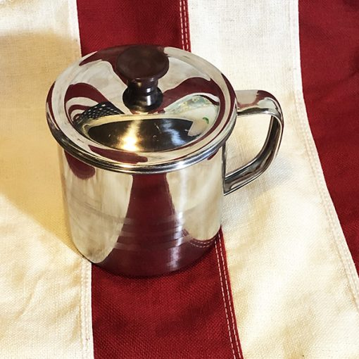 WWII Mug with Lid Stainless Steel WW2