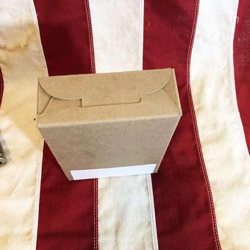 WWII 10 DUMMY Cartridge Box Bottom WW2