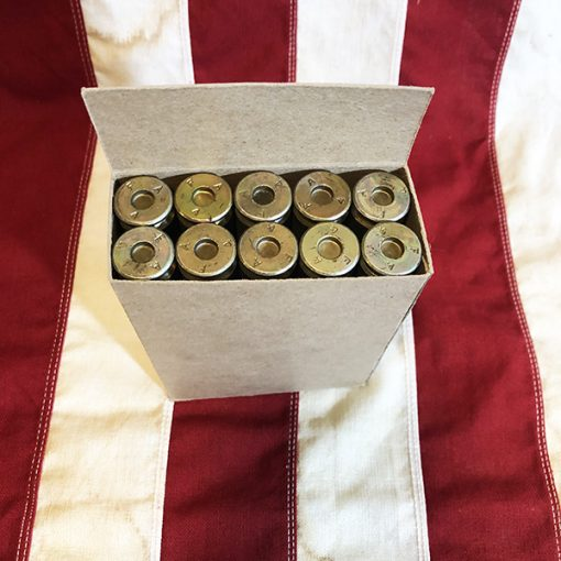 WWII 10 Cartridge Box inside WW2