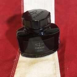 Parker Quink Black Ink