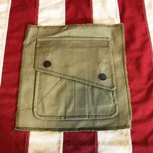 Paratrooper Pocket WWII WW@