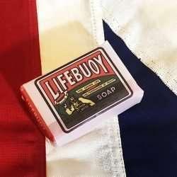 British Empire Lifebuoy Soap Reproduction