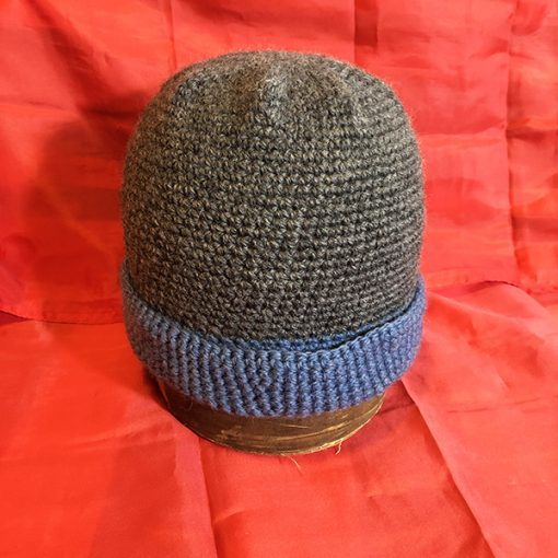 WWI French Hat Crocheted Cap Reproduction