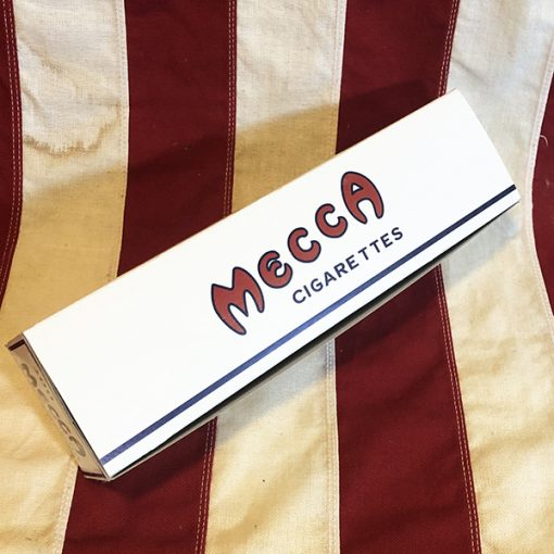 WWII Mecca Cigarette Carton Reproduction WW2