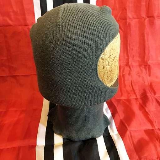 WWII German hood head covering www2 balaclava wool
