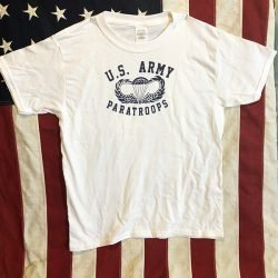 WWII Junior Paratrooper T shirt reproduction