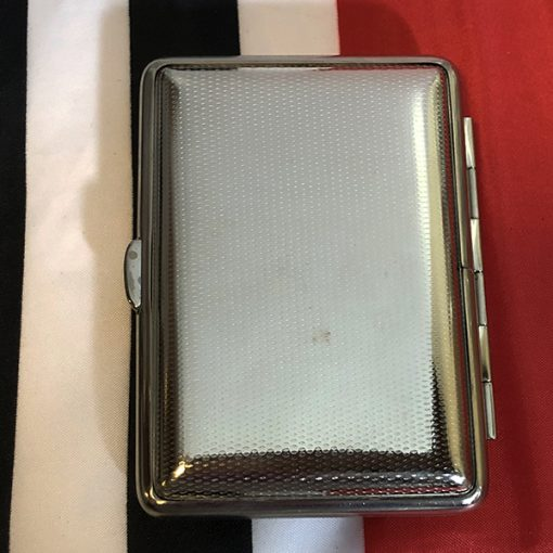 Deutschland Cigarette Case Reproduction Back View