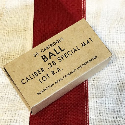 WWII BAll 38 Caliber Special M41 Box WW2 reproduction