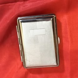 WWII Berlin German Cigarette Case WWII reproduction
