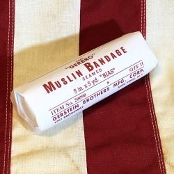 WWII Muslin Bandage Gerbro WW2 reproduction