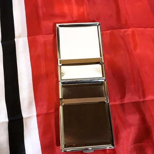 WWII Vienna German Cigarette Case WW2 Reproduction