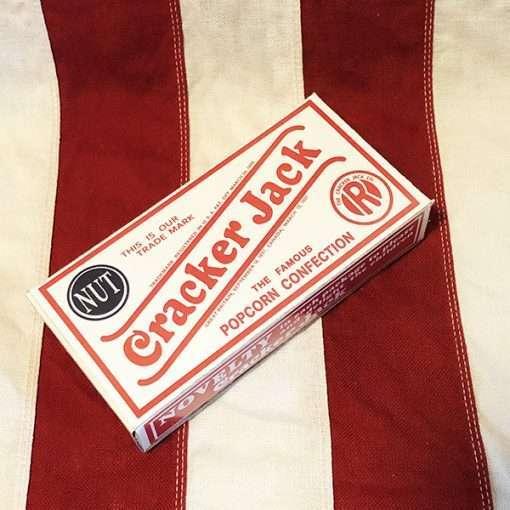 1930 Cracker Jack Box Reproduction WWII WW2