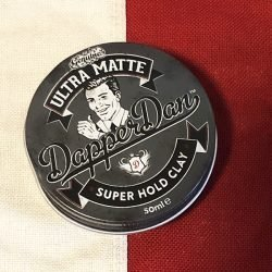 Dapper Dan Ultra Matte Clay Hair product