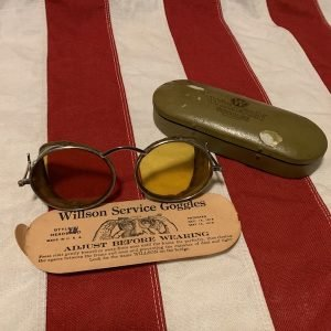 Original Service Goggles with amber lenses